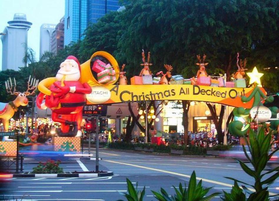 【当季热门】新加坡圣诞3日线路