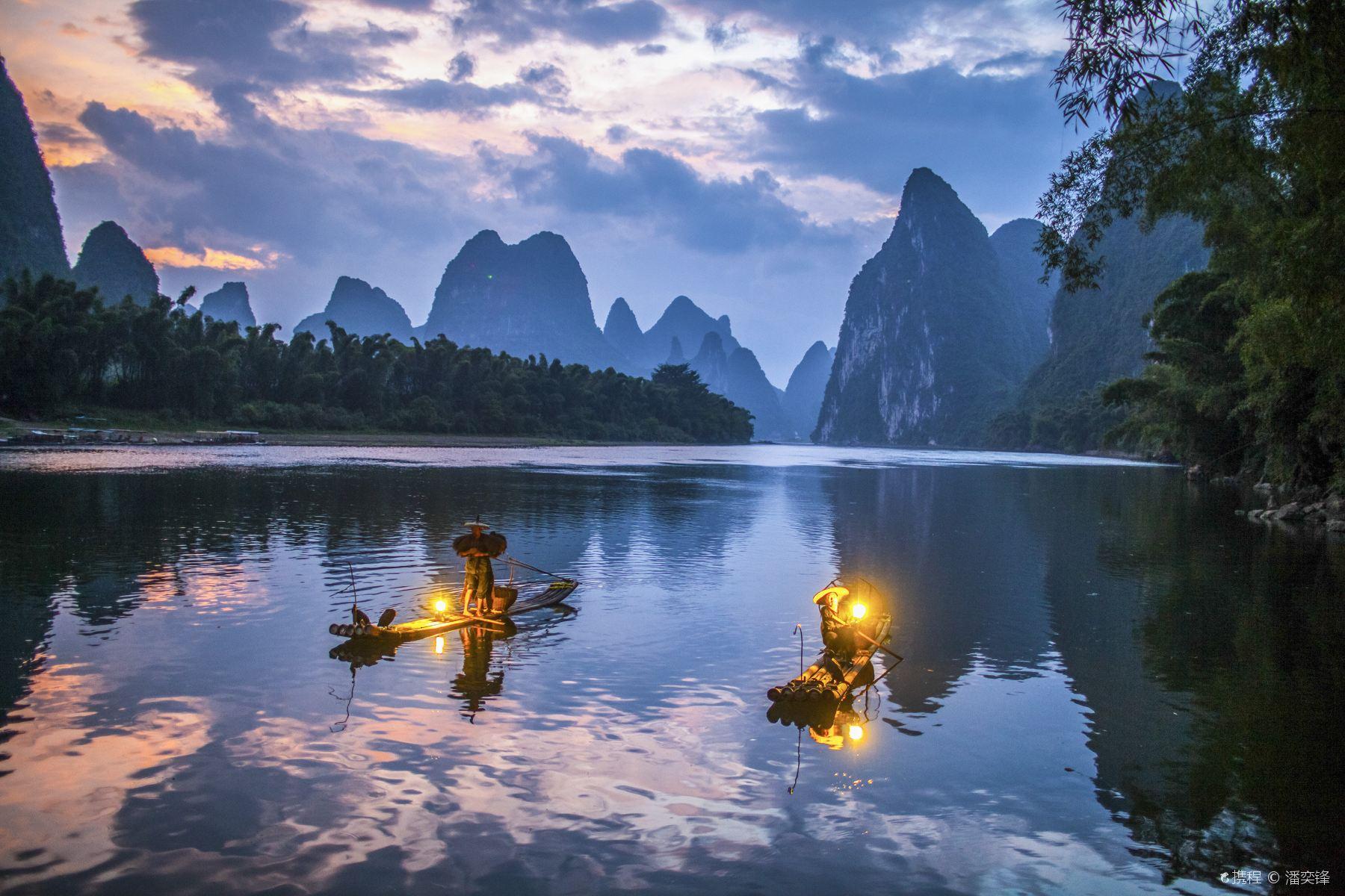 桂林经典4日线路