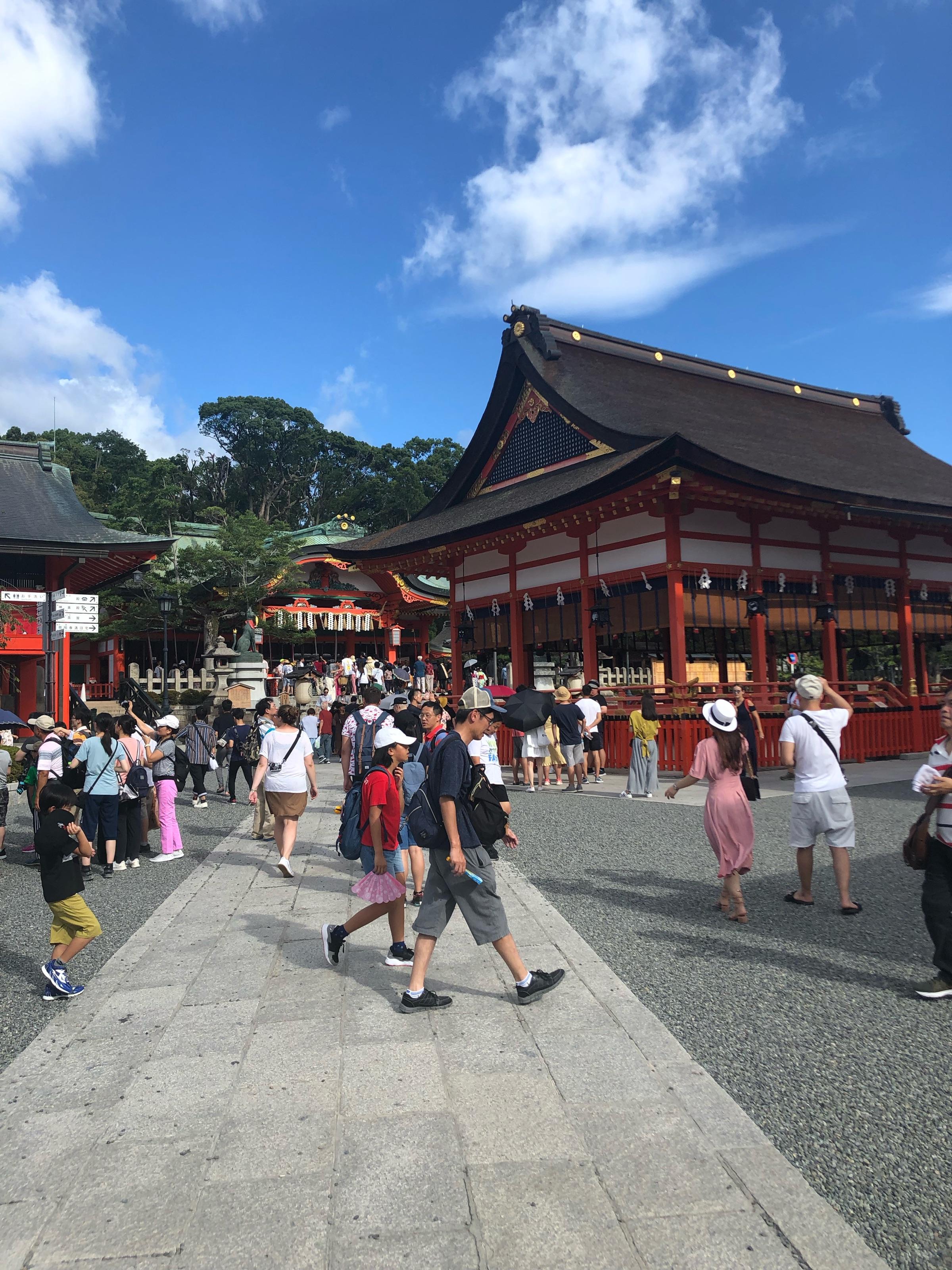 京都,大阪,奈良7日游