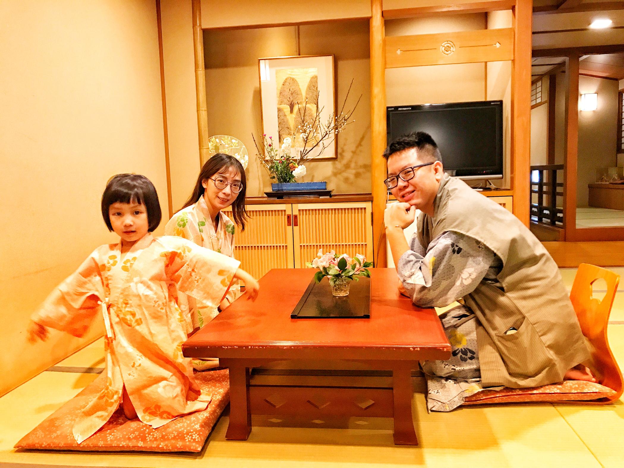 意外惊喜的日本关西Family Trip