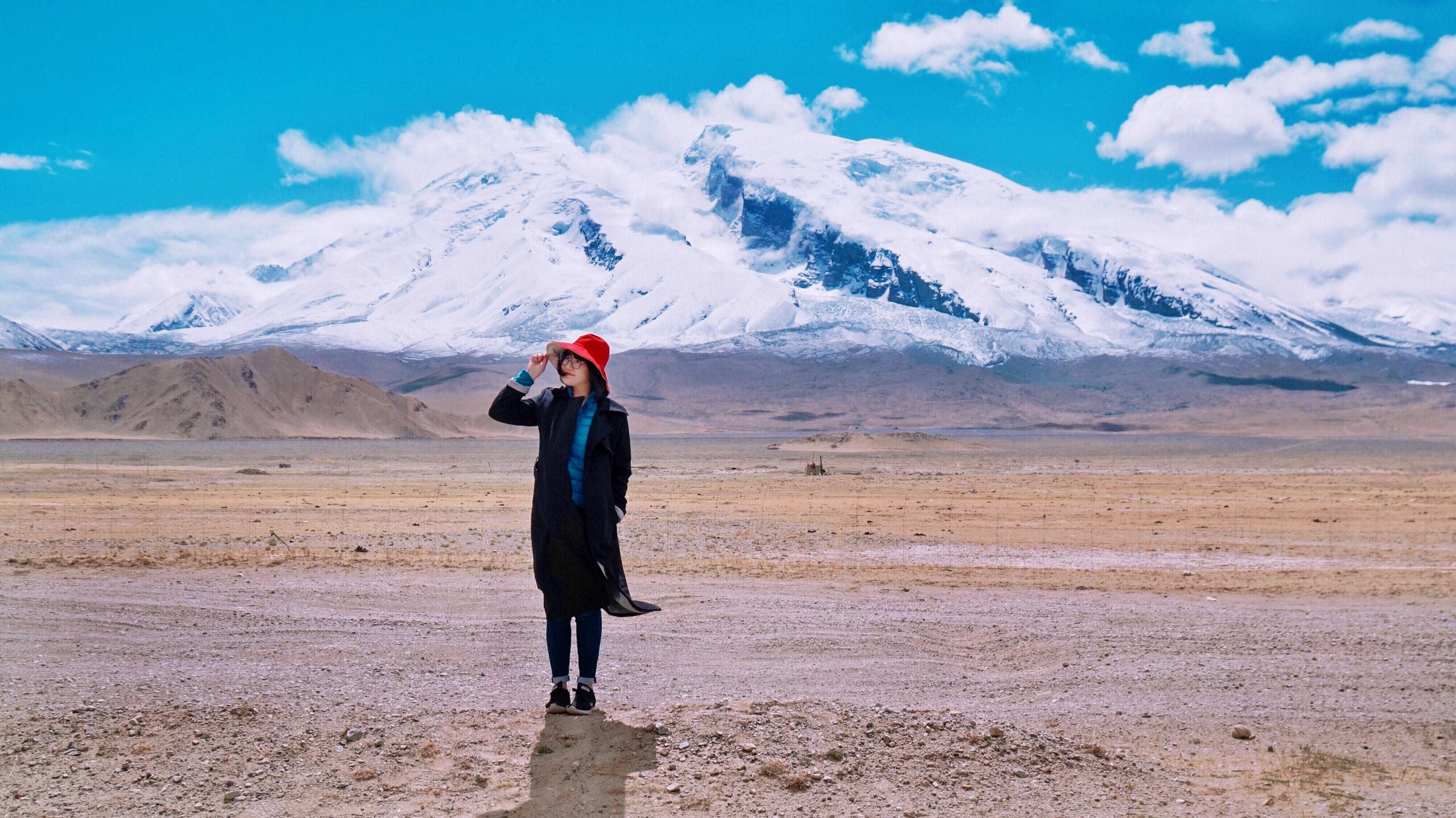 穿过沙漠,攀过雪山,走过一趟西域之旅【南疆】