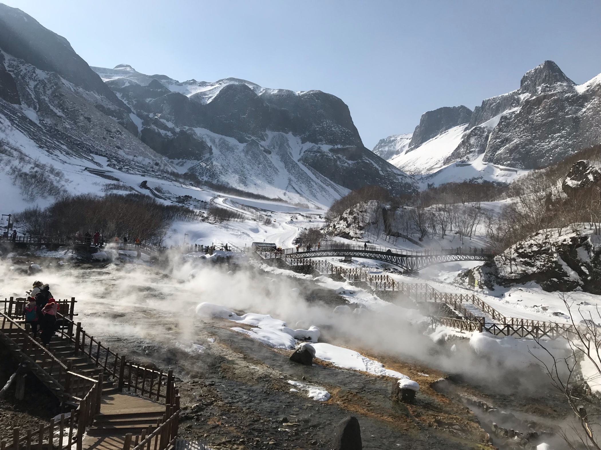 【初上长白】延吉、长白山、滑雪边境风情之旅