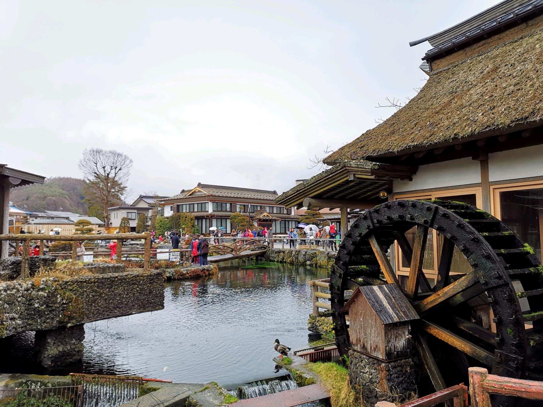 """世界就是地球村,我要到""""日本村""""去看看---3.富士山"""