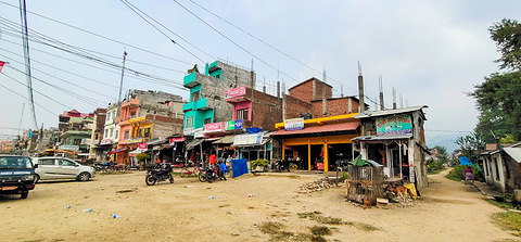 蓝毗尼旅游景点图片