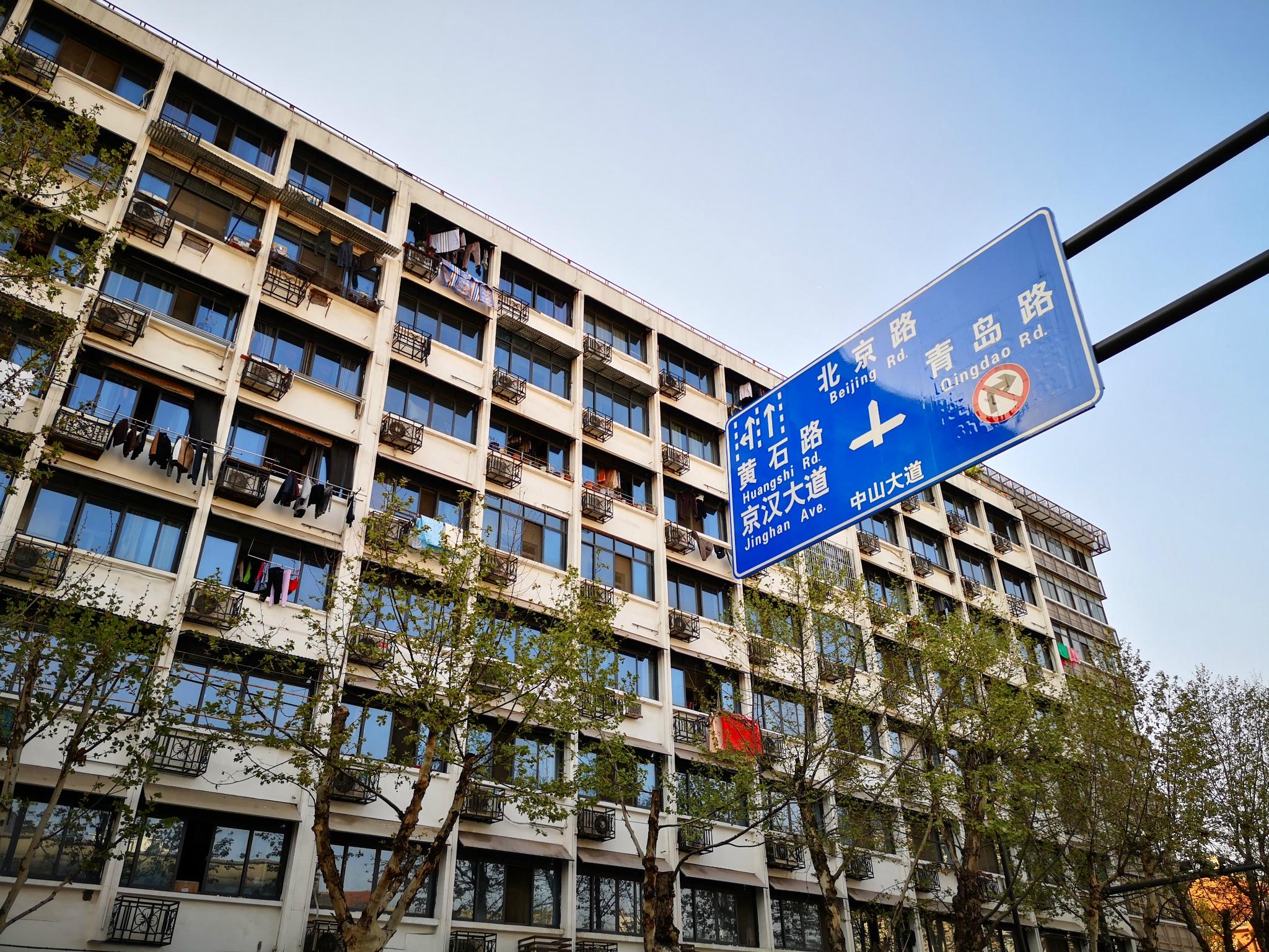 四月,躲在武汉春风的温柔里