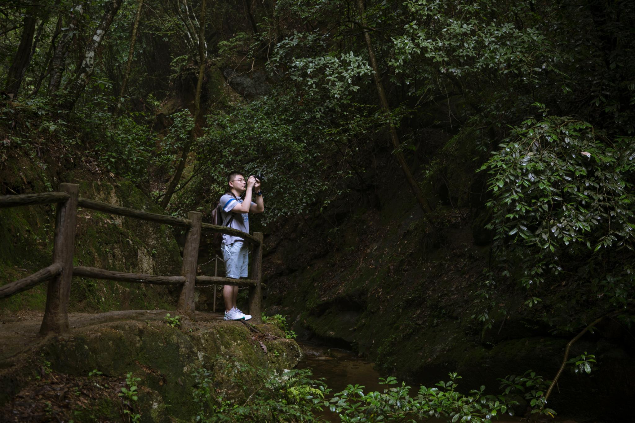 #写游记拿旅行基金#远离城市喧嚣,深入安徽石台,感受一份归隐山林间的小众游!