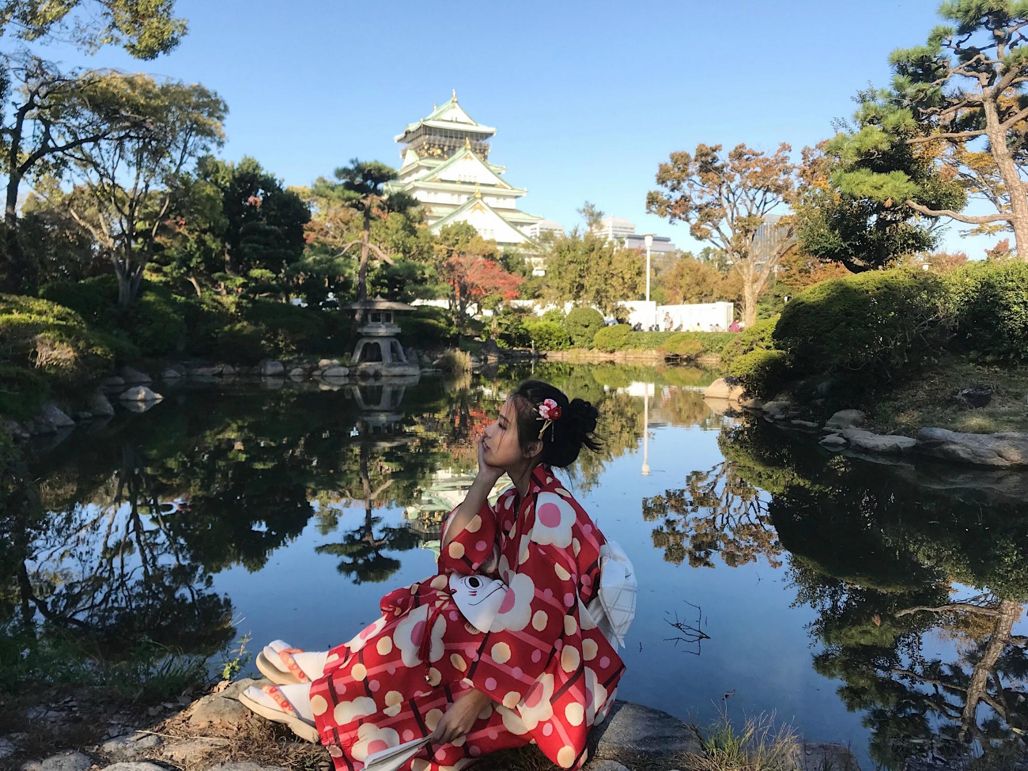关西(大阪、京都、奈良)5日经典游