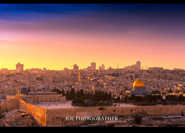 #游记征集令#神的故乡在以色列--耶路撒冷&伯利恒匆匆而过