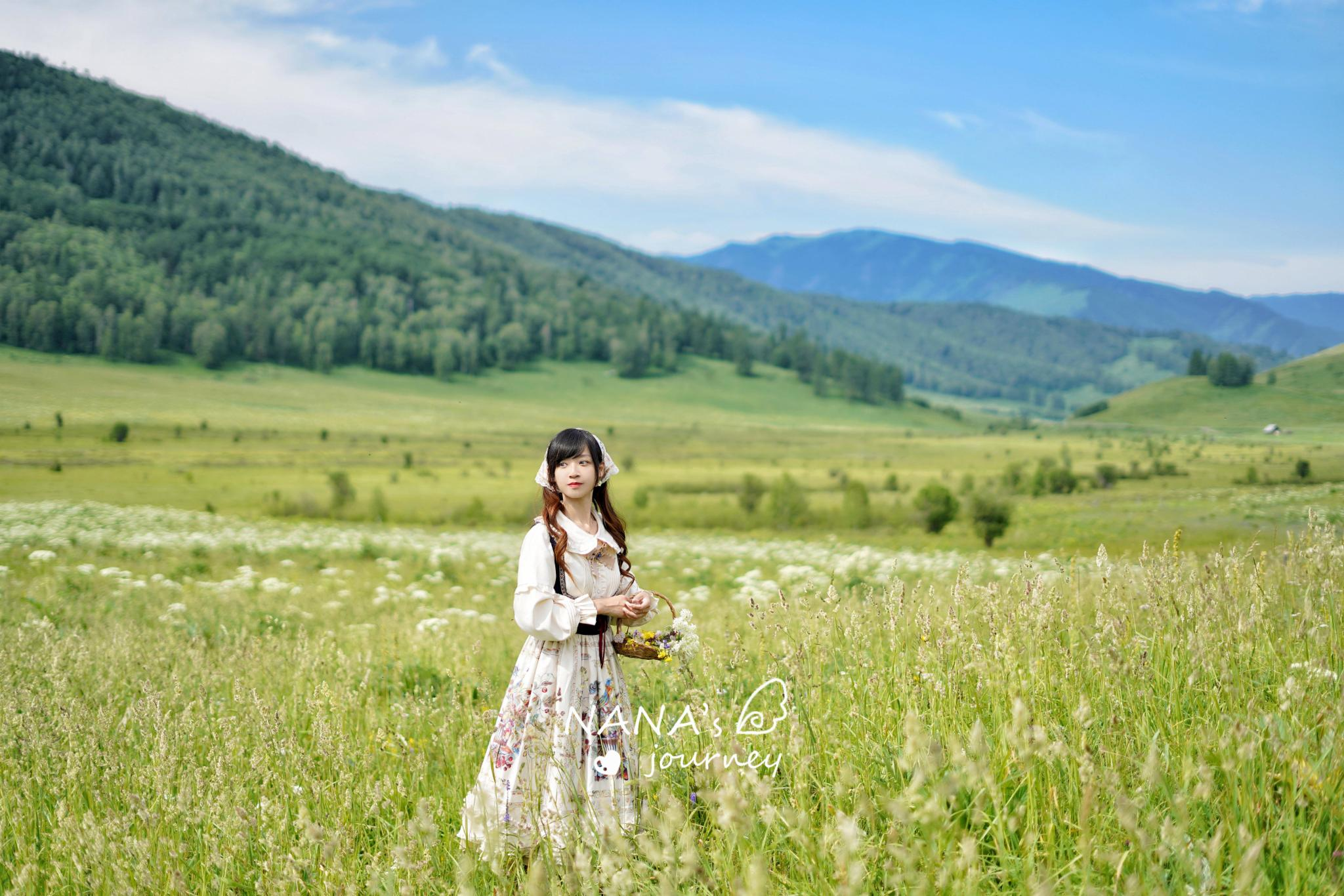 北疆之夏,关于可可托海和喀纳斯的那些故事