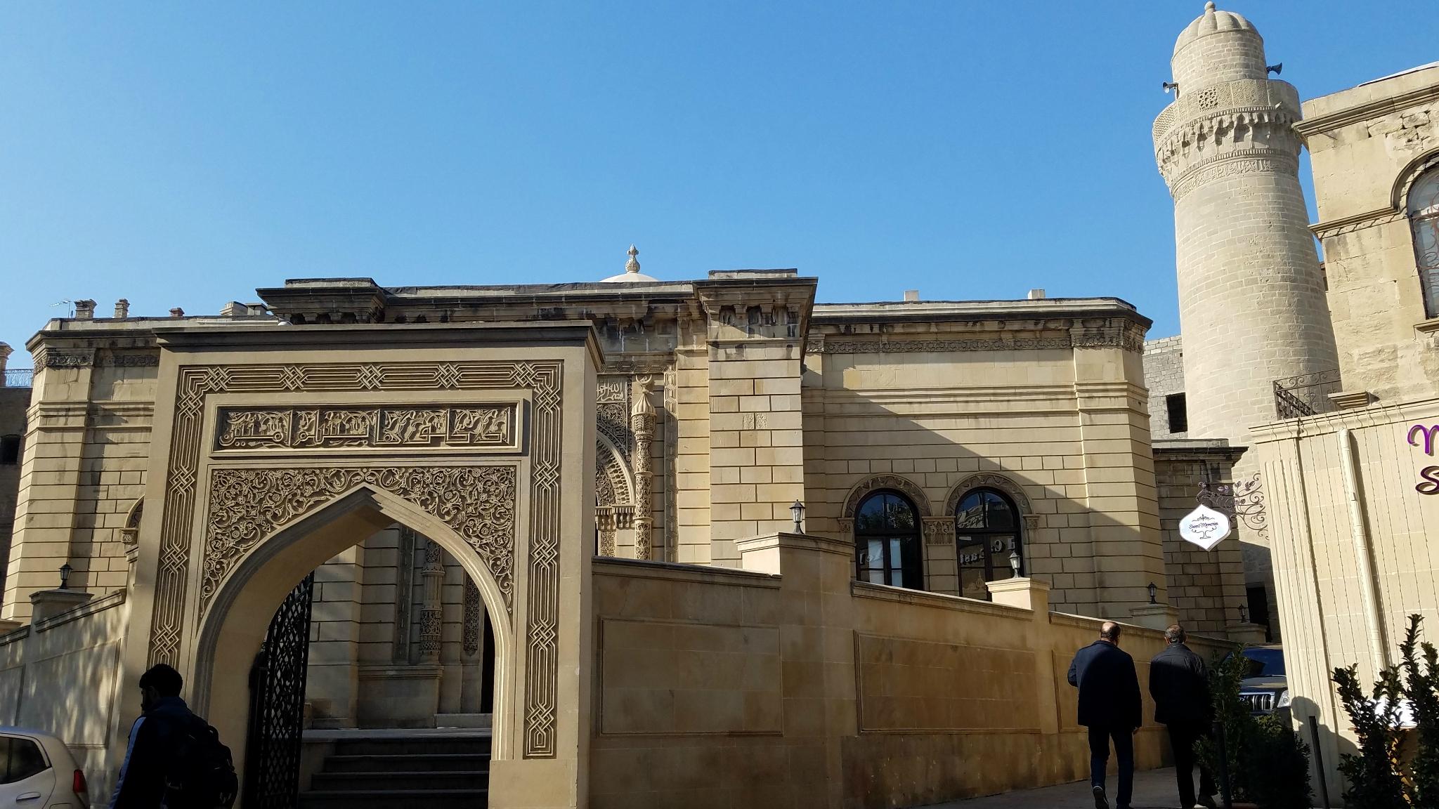 史上最全的阿塞拜疆巴库旅游攻略