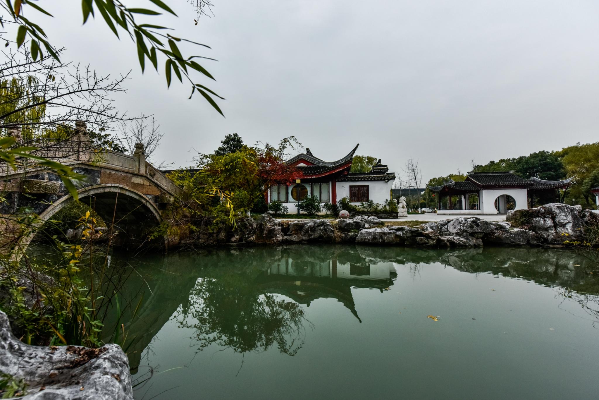 【诗画浙江】浙江除了杭州西湖,还有嘉兴南湖,更有海盐杏会