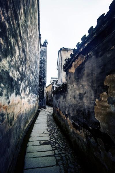 壁纸 风景 古镇 建筑 街道 旅游 摄影 小巷 399_600 竖版 竖屏 手机