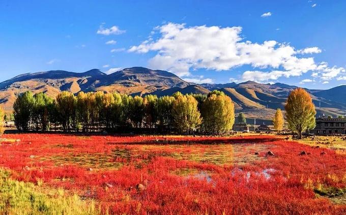 最美丽的世界秋季风景