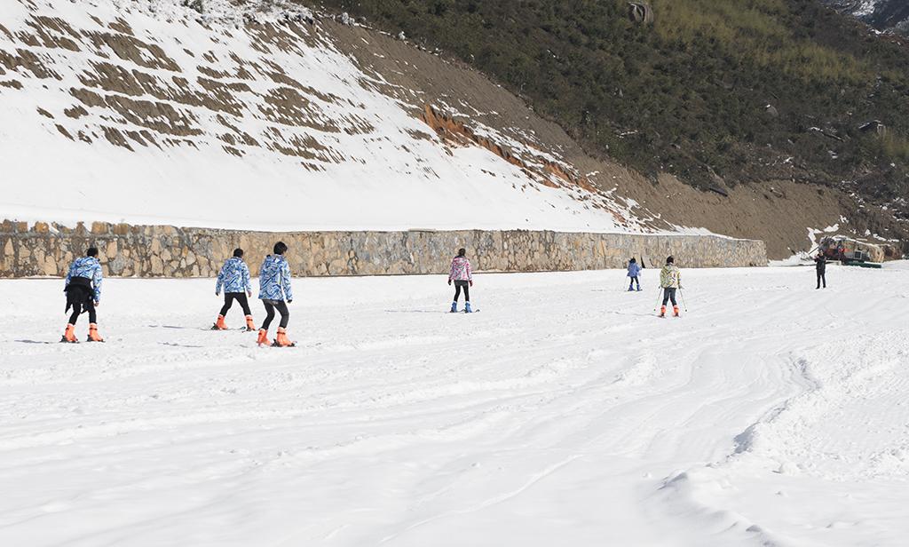 湖南滑雪有这份攻略就够了!超棒的湖南滑雪场盘点,看到最后别想着打我。