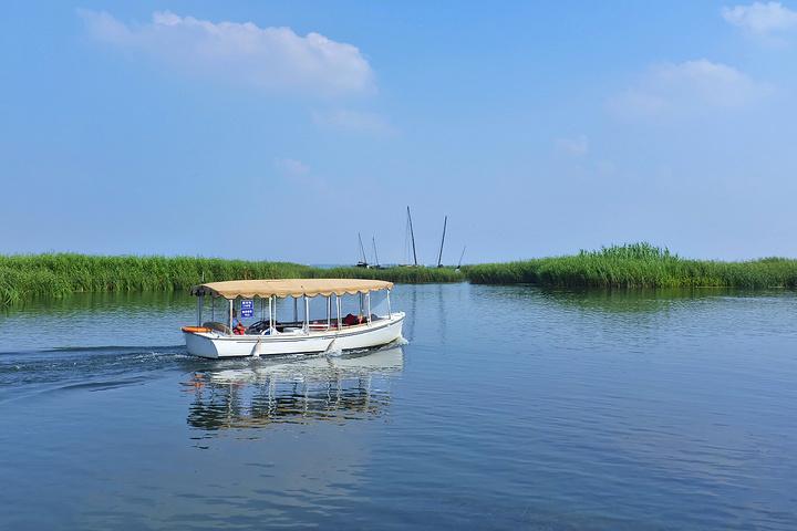 公园茶室设计案例_湿地公园设计案例_济南生态湿地白云湖公园
