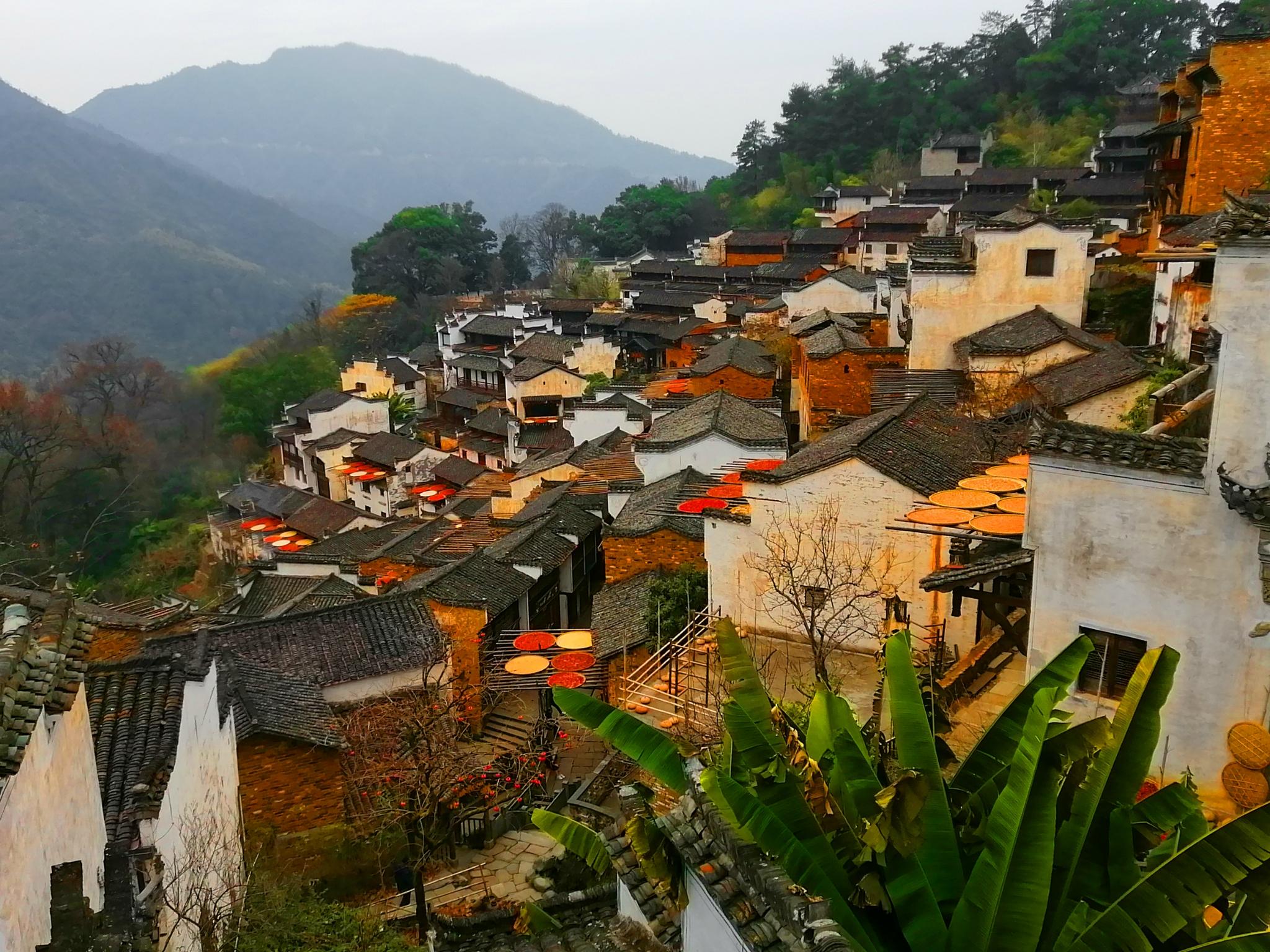 大连出发跨越安徽,江西,福建三省的7日跨年亲子游