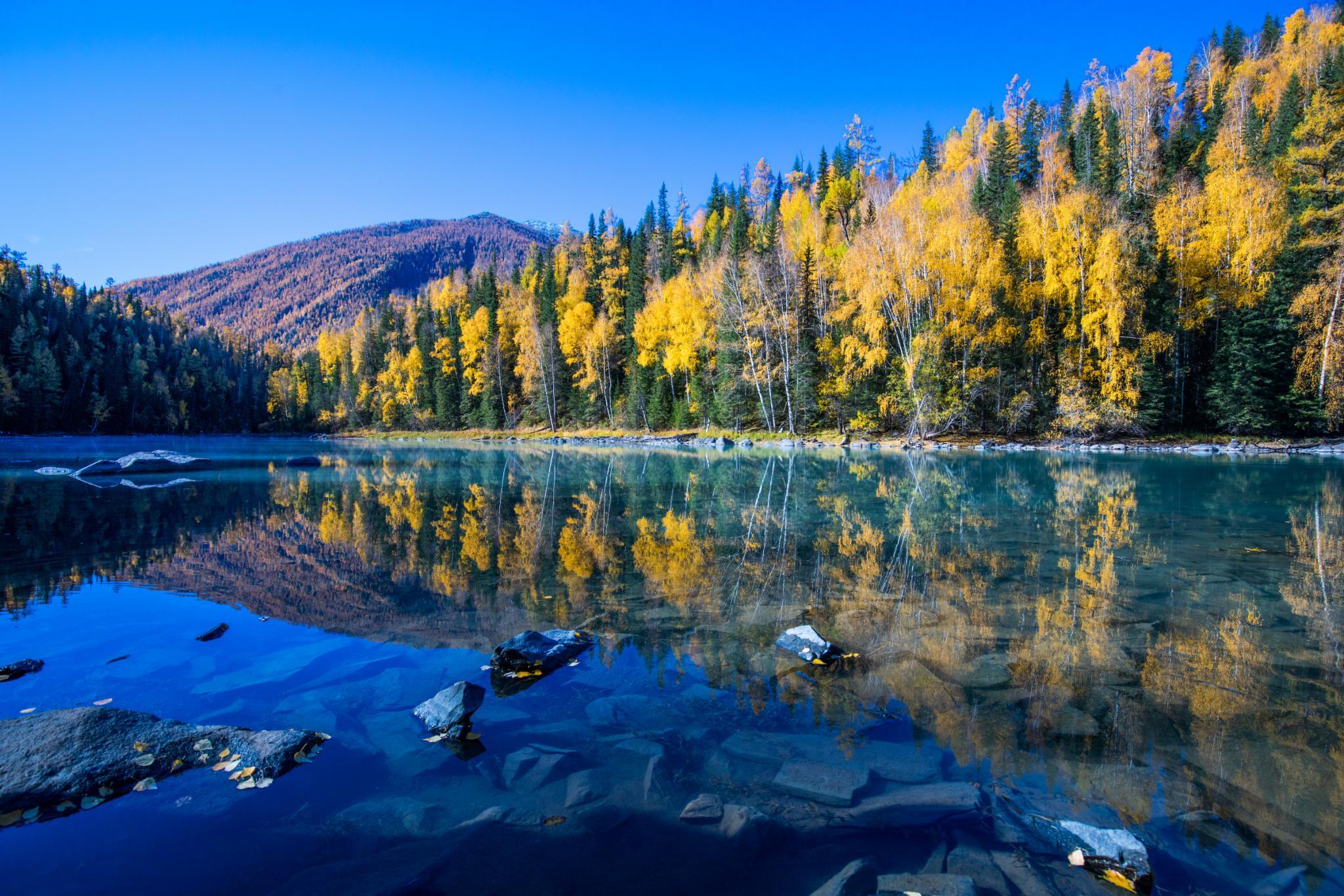 在神的后花园遇见秋,撩动大西洋最后的眼泪 - 北疆在路上
