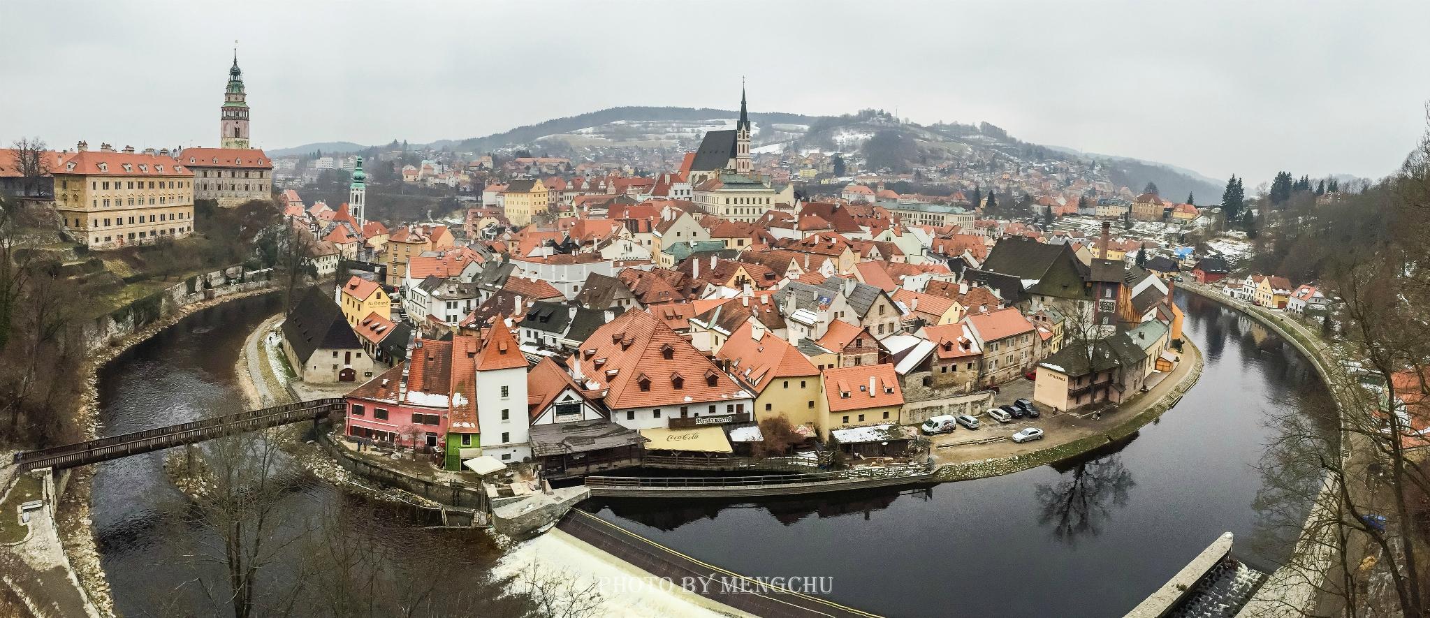 伏尔塔瓦河畔的童话世界,小清新与重口味的捷克之旅