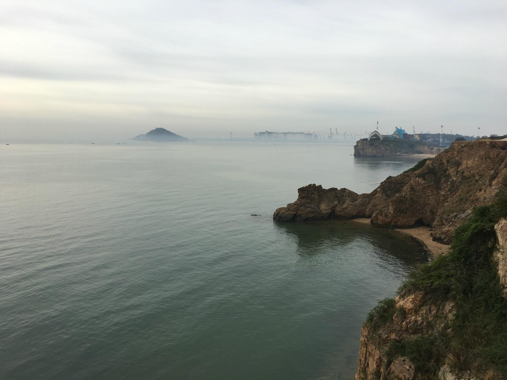 一路向东,初识辽东半岛