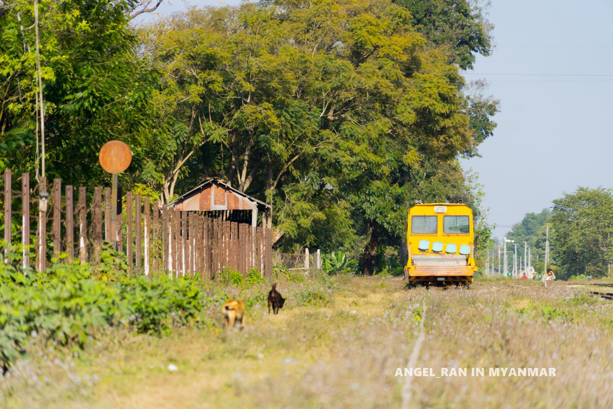 【一个人的旅行】自带时光机的非典型缅甸
