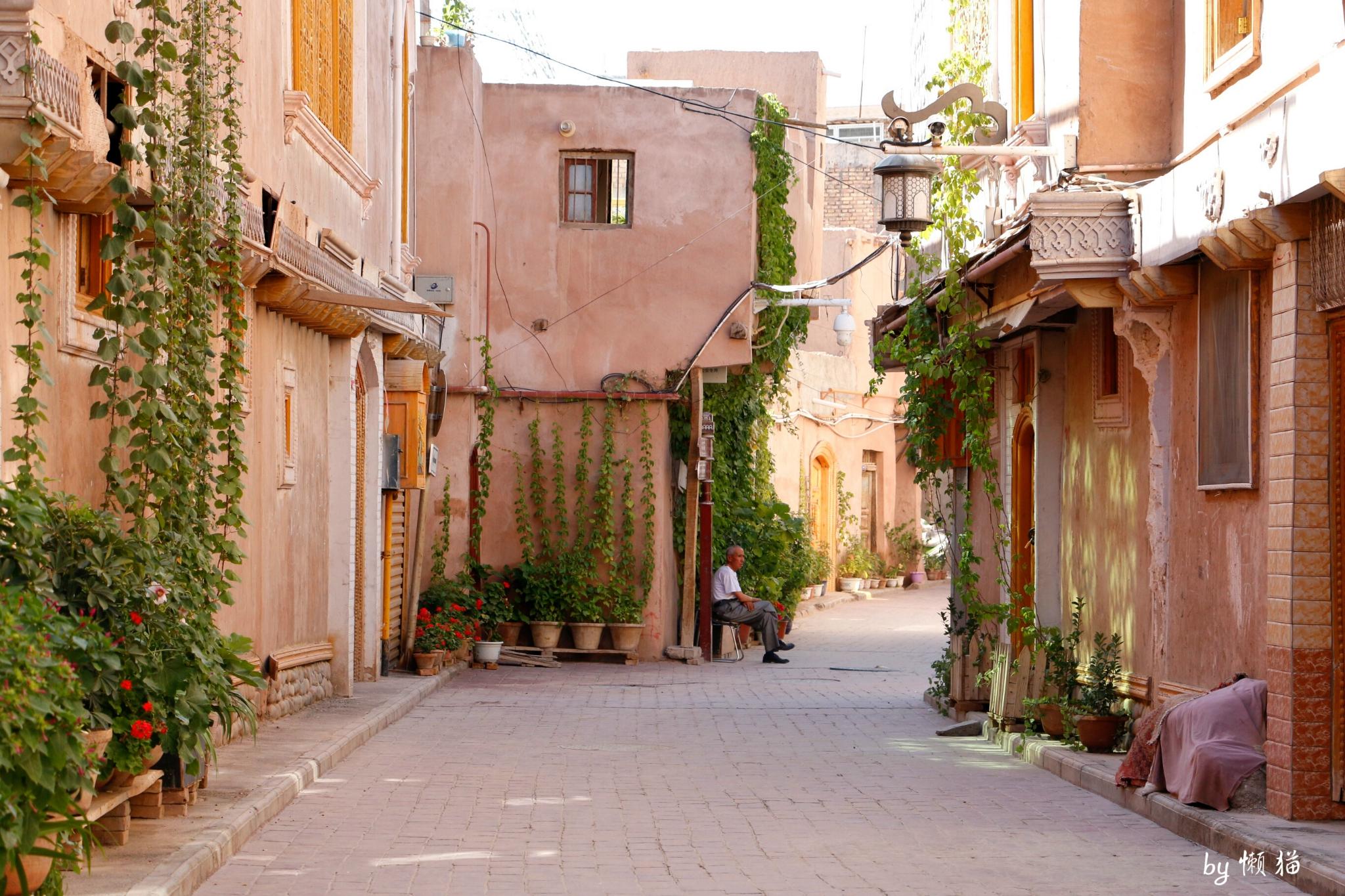 在南疆,我想要的生活这里都有
