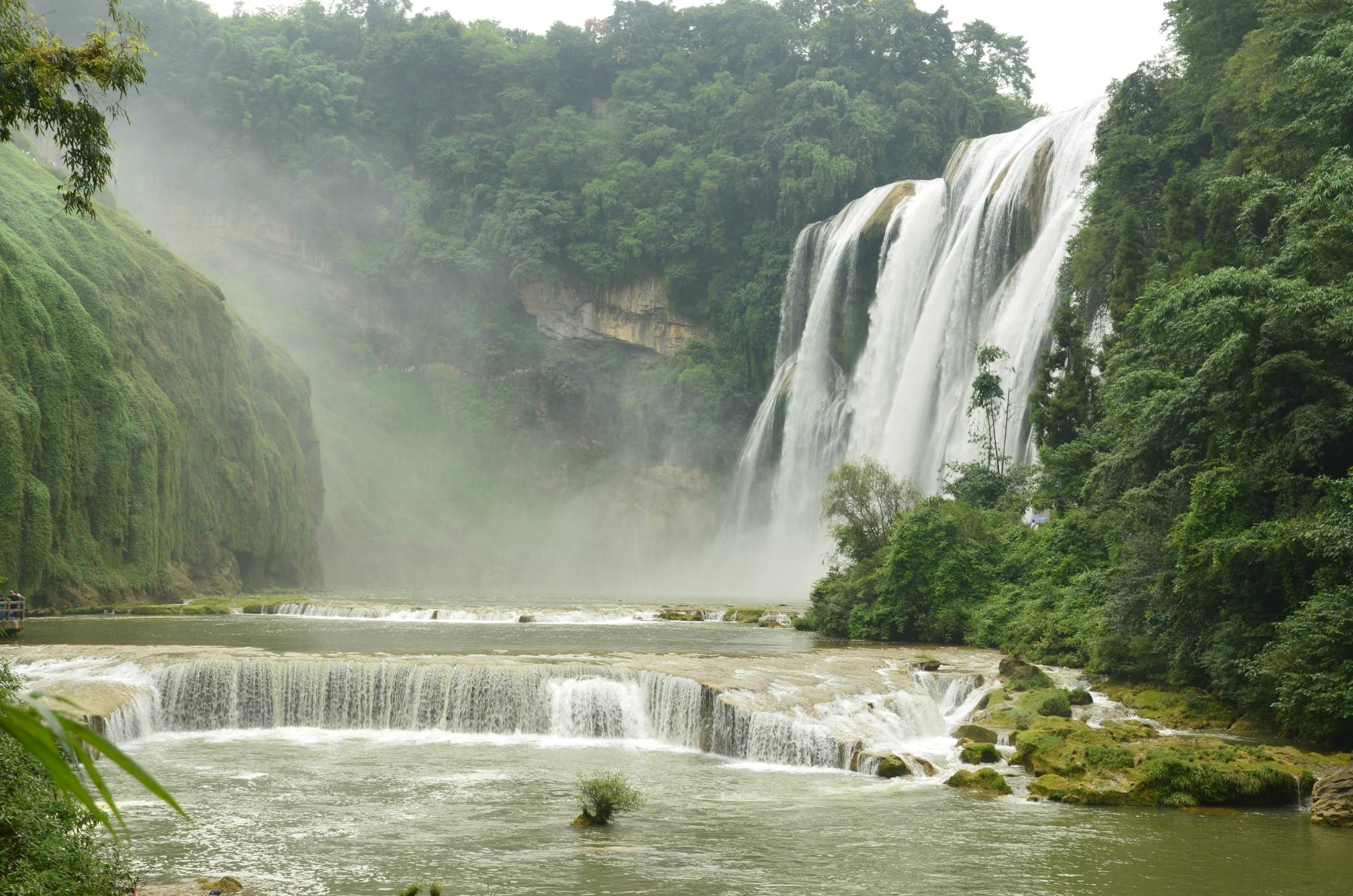 从贵阳到桂林的喀斯特之旅
