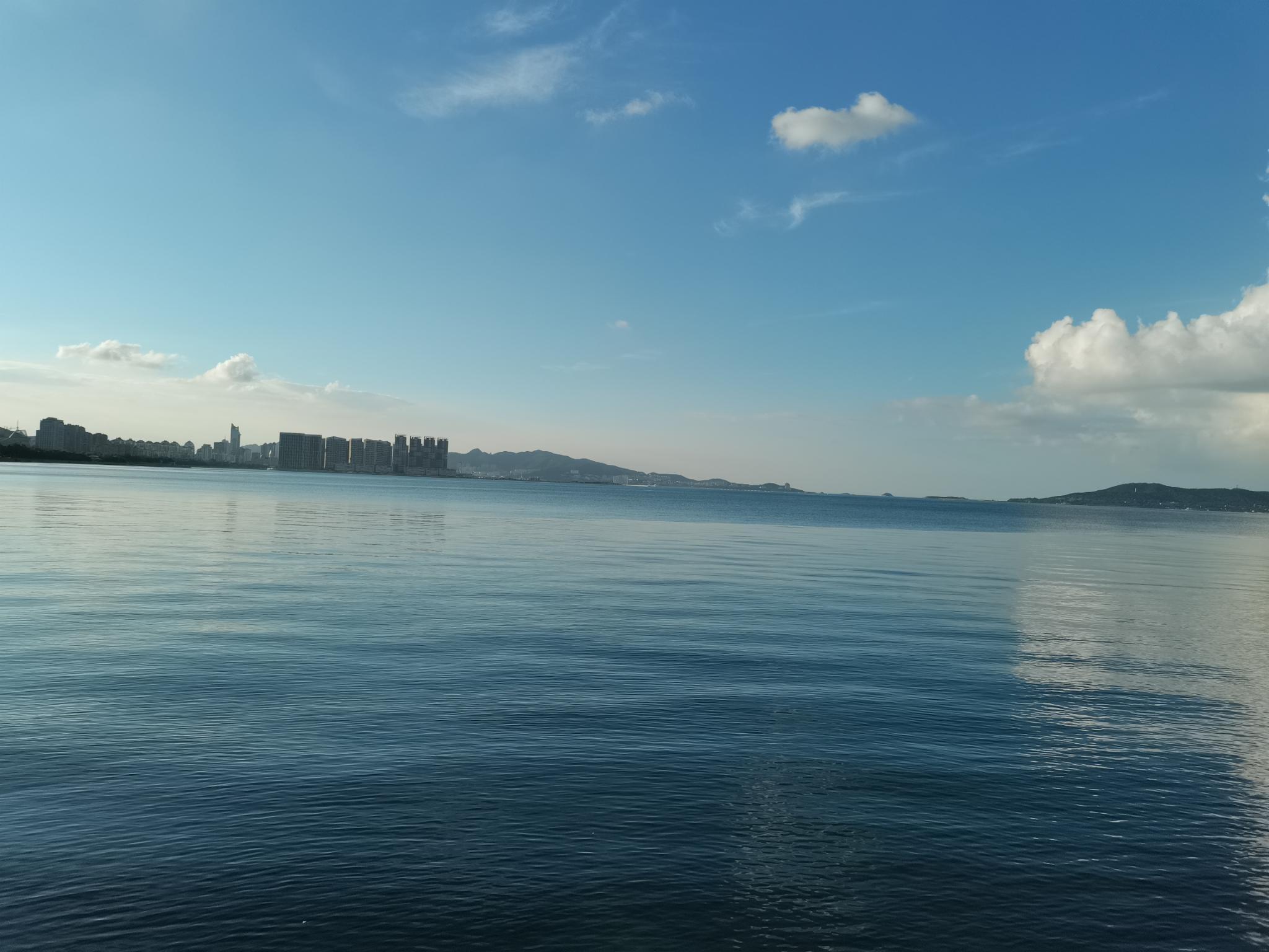 威海暑假海滨之旅