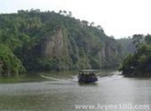 天堂湖景区旅游景点图片