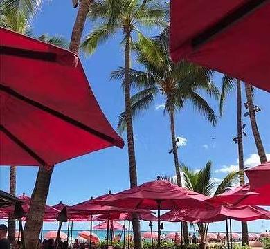 夏威夷皇家酒店迈泰酒吧