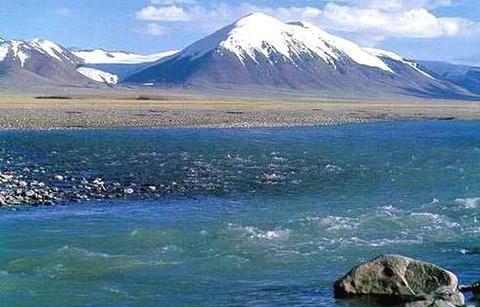 巴颜喀拉山