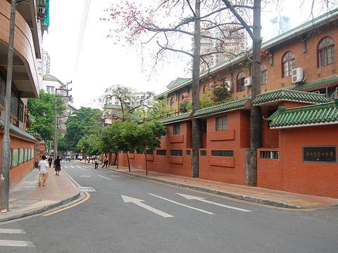 东山口旅游景点图片