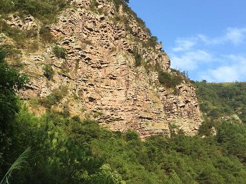 天书侠谷旅游景点图片