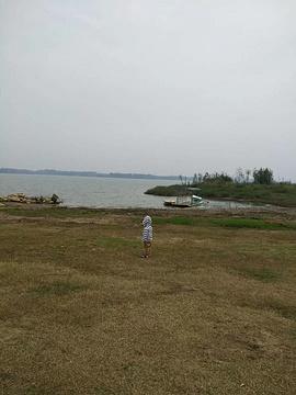 胭脂湖的图片