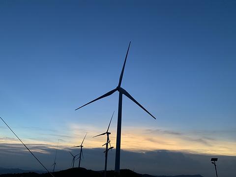 神仙岭风电场