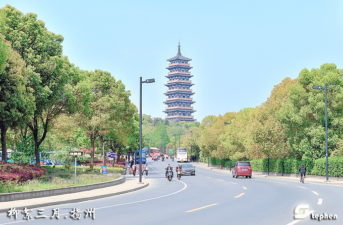 扬州自驾精华1日线路