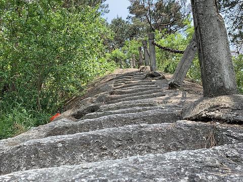 大别山国家地质公园黄梅园区旅游景点图片