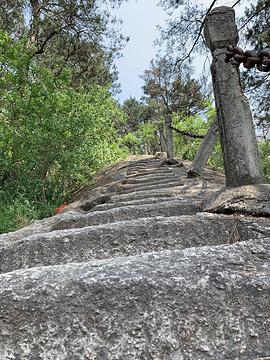 大别山国家地质公园黄梅园区的图片
