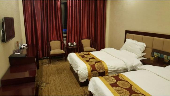蓝天大酒店