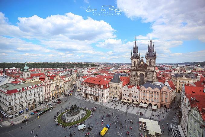 布拉格老城区1日线路