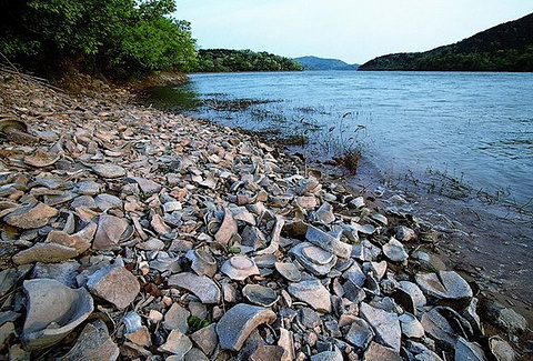 上林湖越窑遗址