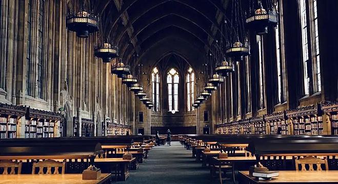 华盛顿大学法学院图书馆旅游景点图片