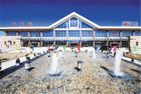 和平机场旅游景点图片