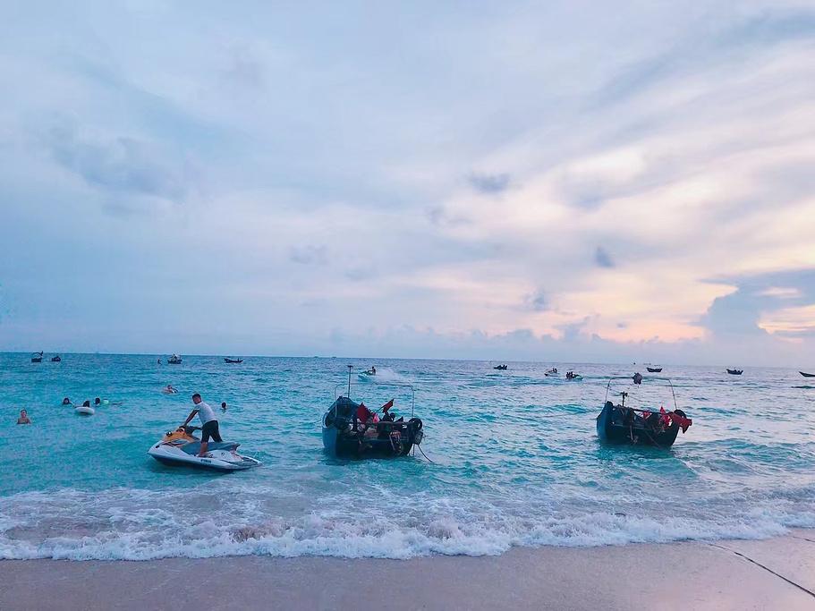北海银滩旅游度假区