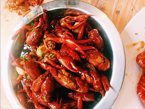 虾皇油焖大虾总店旅游景点图片