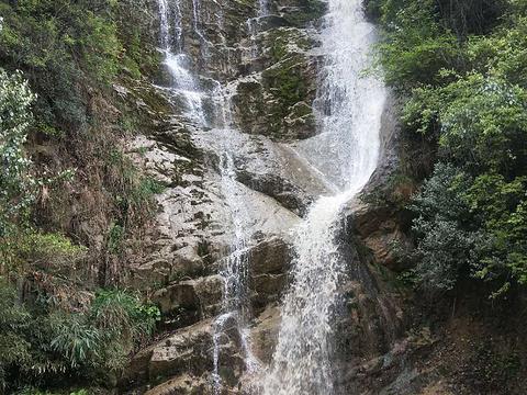 灵宫峡自然保护区旅游景点图片