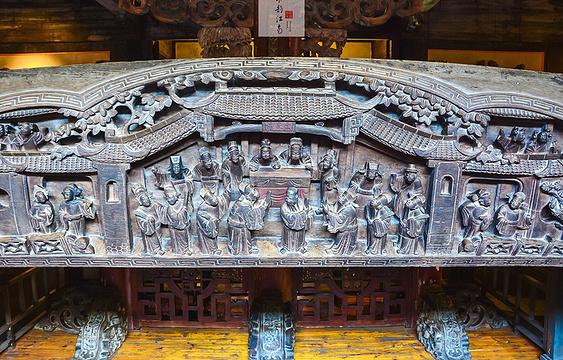江南木雕馆旅游景点图片