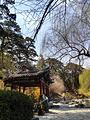 香山公园寒山阁