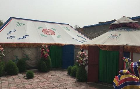 姐妹餐乐园蒙古包