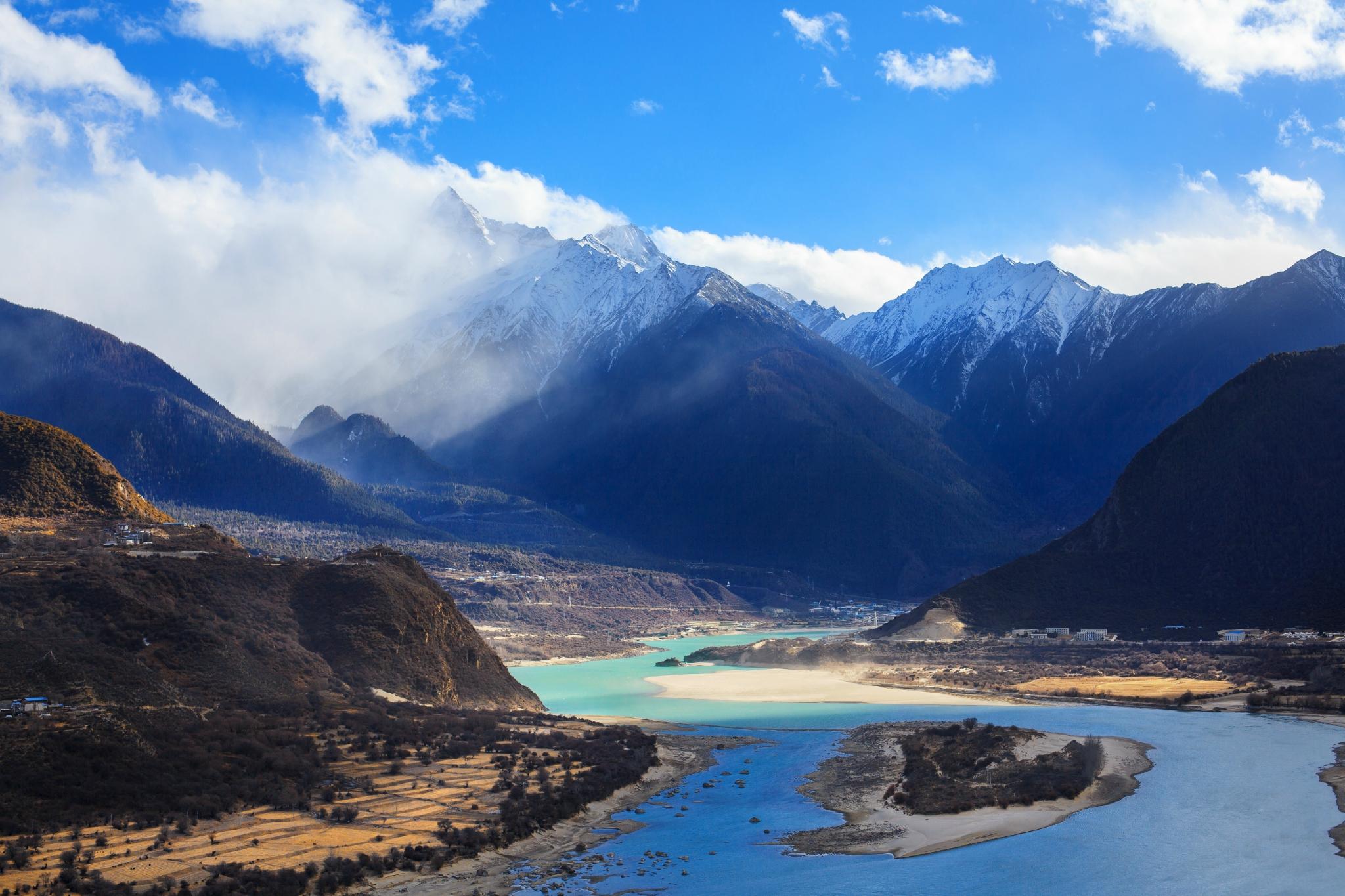 川藏北线经典10日线路