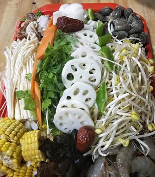佰顺自助水饺的图片